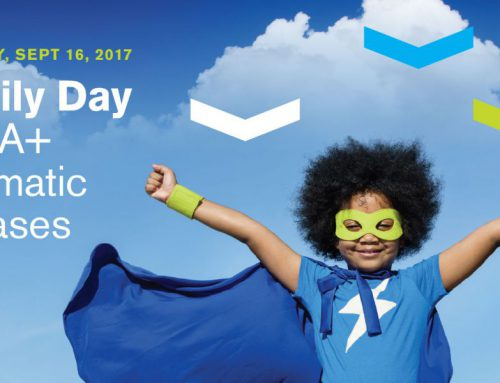 Connect + Soar: Family Day 2017 Conference Program