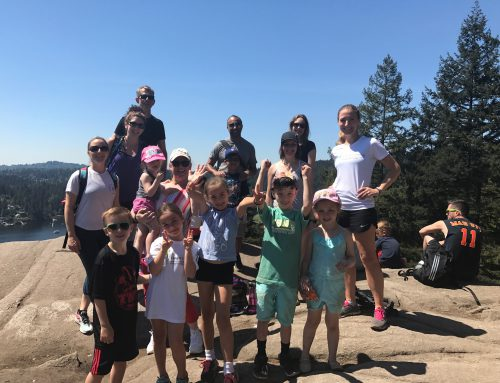 Family & Friends Meet-Up and Hike in Deep Cove